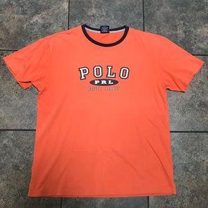 VTG 90's Polo Ralph Lauren T-Shirt Size Medium
